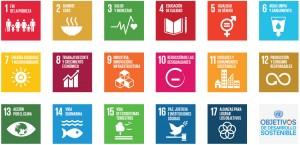 ODS - Objetivos de Desarrollo Sostenible (Agenda 203) de la ONU