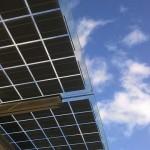 Placas solares - energía solar
